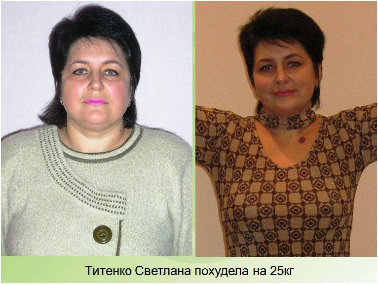 как похудеть на 25 кг за полгода