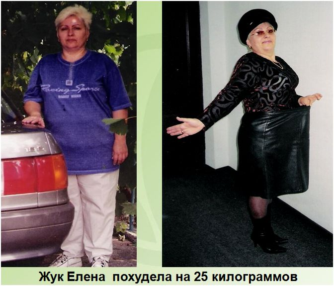 Как похудеть на 25 кг за 10 месяцев